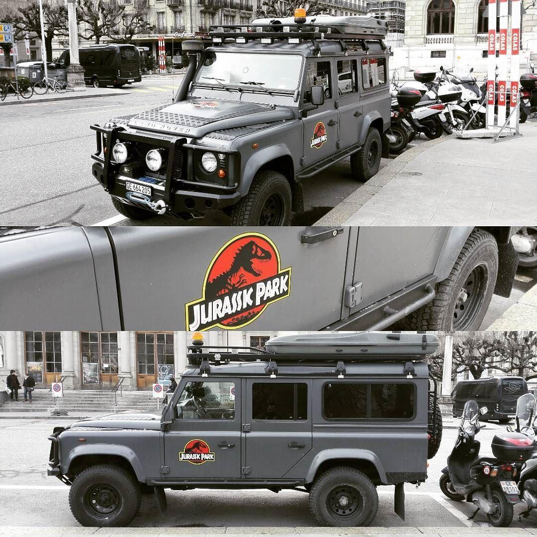 Jurassic Park Land Rover Jurassicpark Landrover Driving Light Wiring Australian Owners Defendre