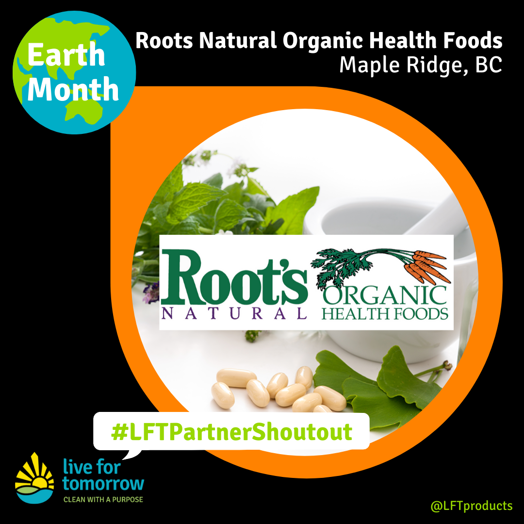 #LFTPartnerShoutout 📣 for Earth Month! 💛💚💙 Featuring ...
