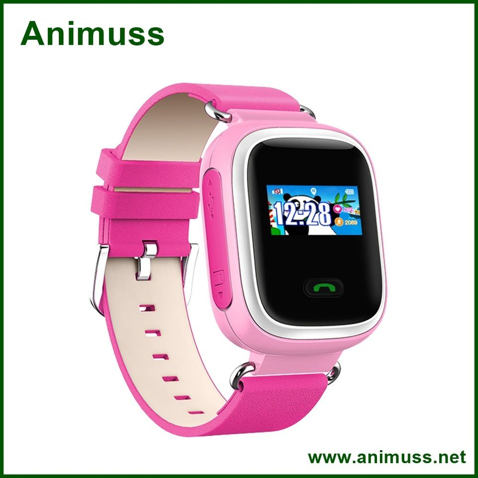 Children Intelligent Wearable GPS WIFI LBS with,Bluetooth