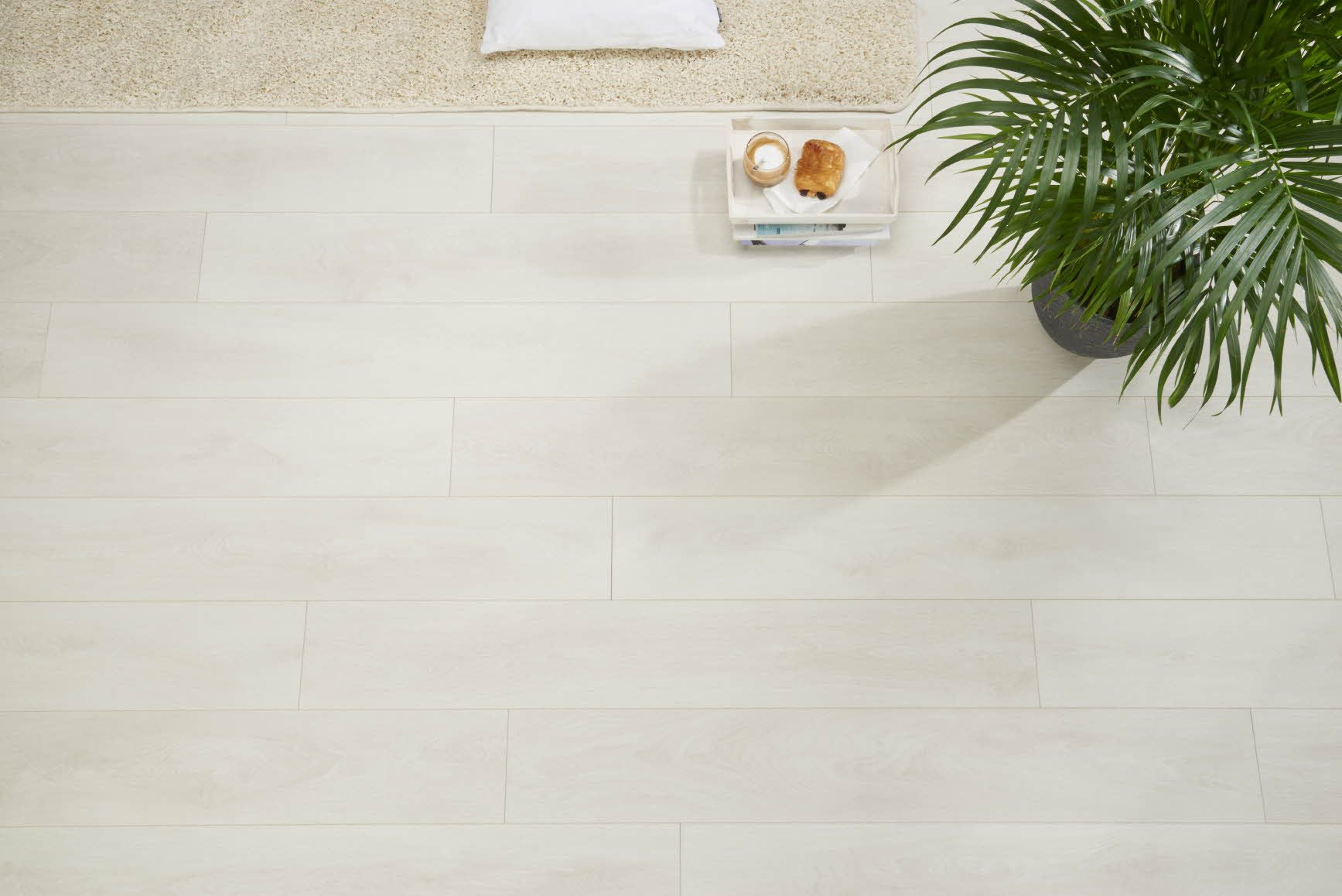 Praxis laminaat white oak mont room vloeren