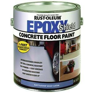 RustOleum 1Gal 1Part Epoxy Concrete Floor Paint181461 at The