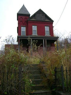 old abandoned mansions for free | Discovering Historic Pittsburgh