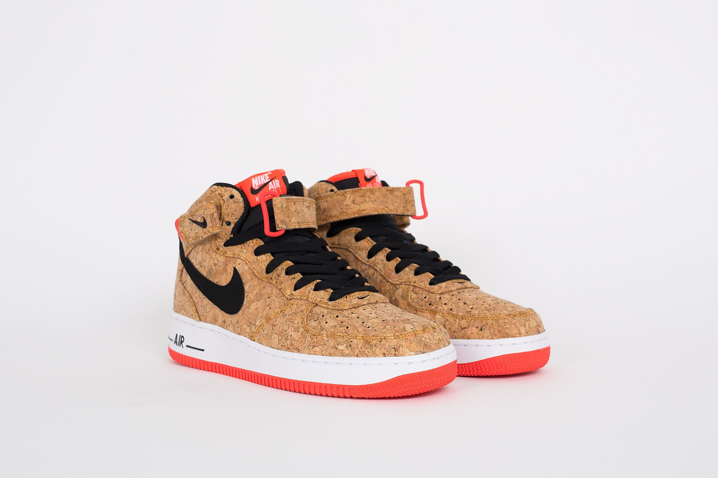 Air Force 1 Mid '07 Cork (cork/ infrared)