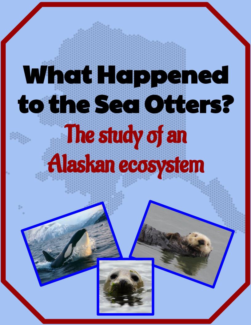 Food Web Analysis Alaska Ecosystem Collapse Ecosystems
