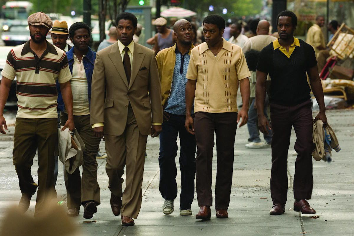 Celluloid Style American Gangster The Rake Gangster Movies Frank Lucas American Gangster Quotes
