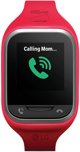 Verizon wireless LG gizmo gadget watch is the perfect answer