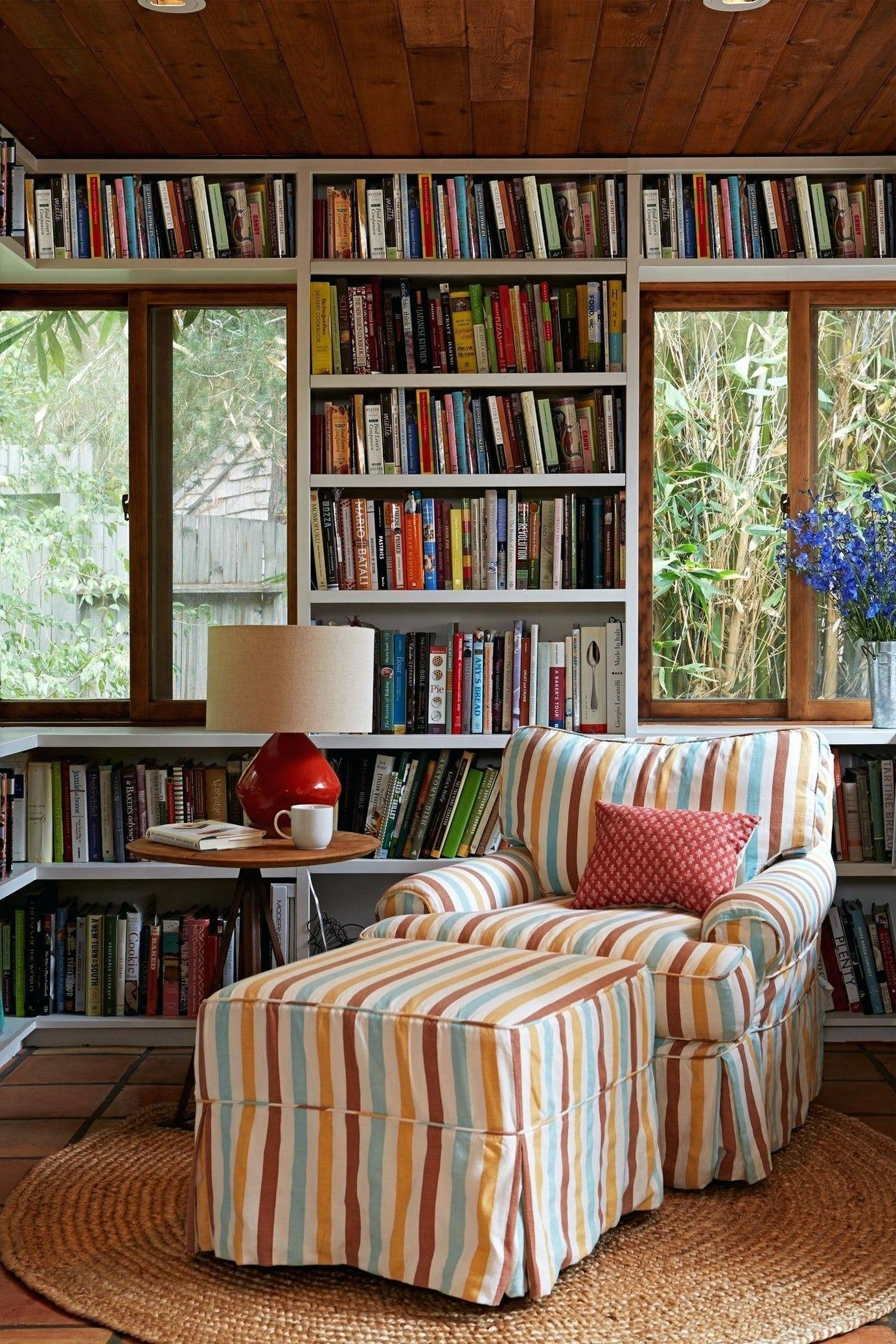 Library Sitting Room Ideas: Wonderful 60+ Inspiring Home Library Designs
