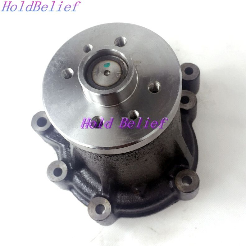 New Water Pump For Isuzu 4hk1 For Hitachi Zax240lc 3 With 4 Holes Cool Things To Buy Water Pumps Replacement Parts