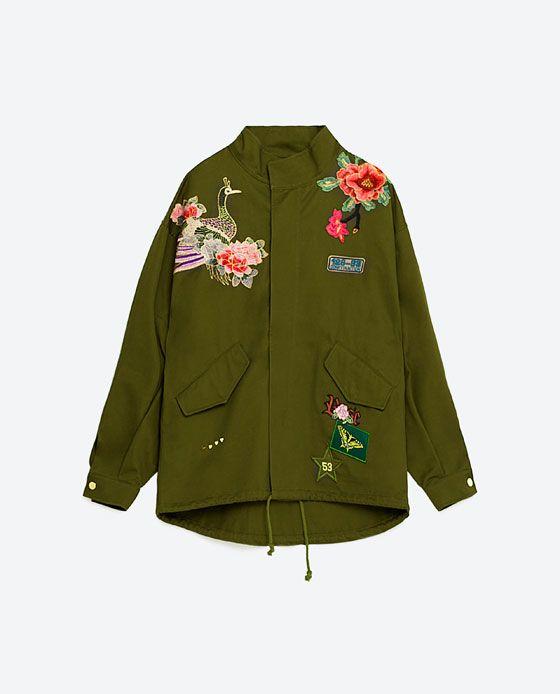 Épinglé sur military jacket