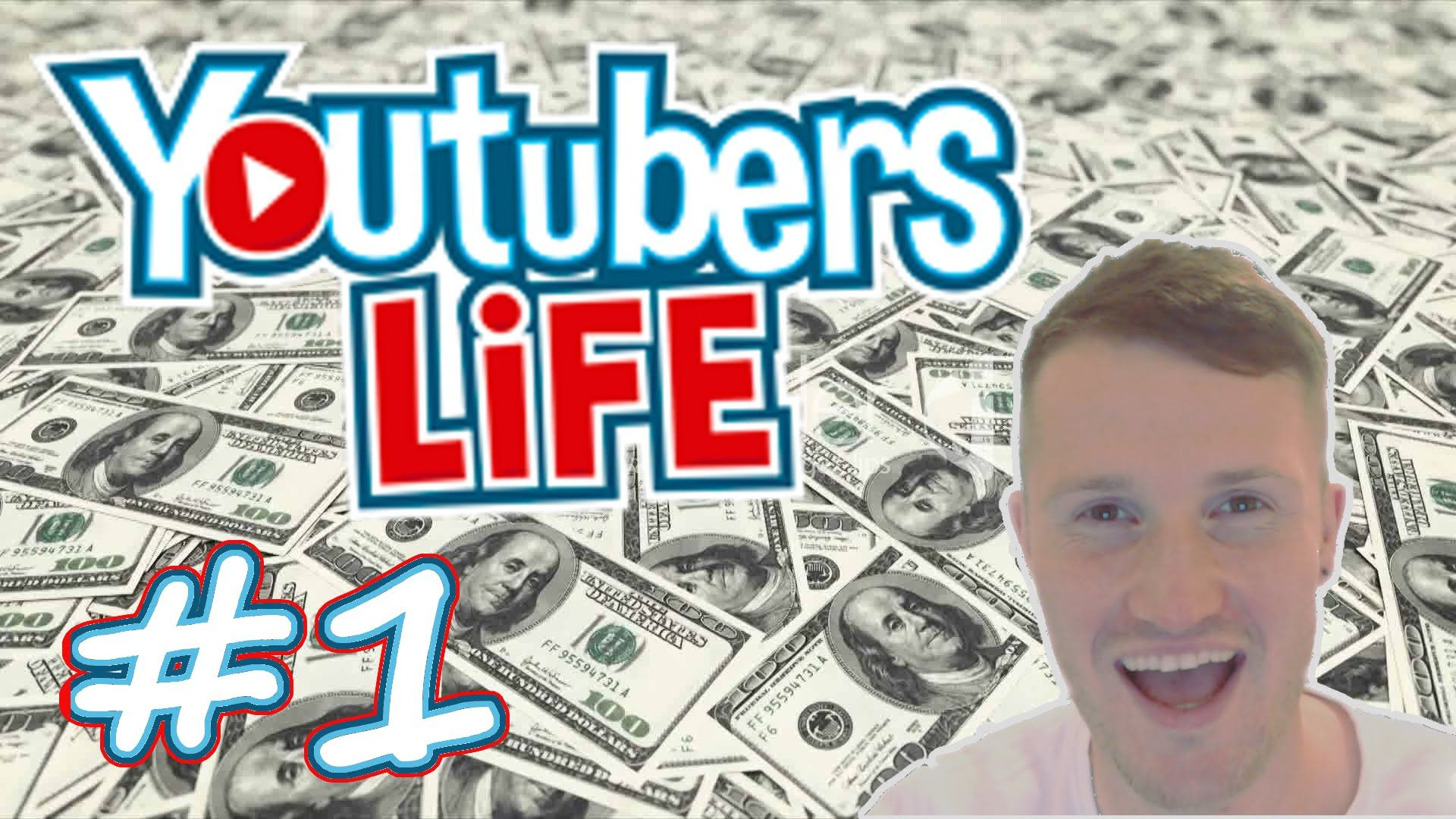 """""""STARTING A YOUTUBE CHANNEL"""" Youtubers Life Episode 1"""