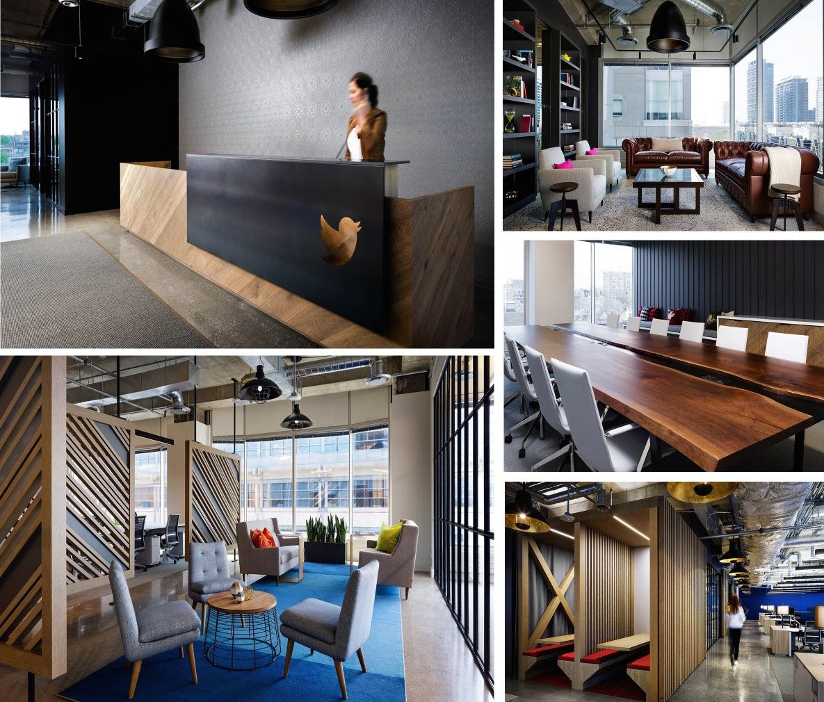 Twitter diseño firma b h arquitectos twitter design office inspo the office