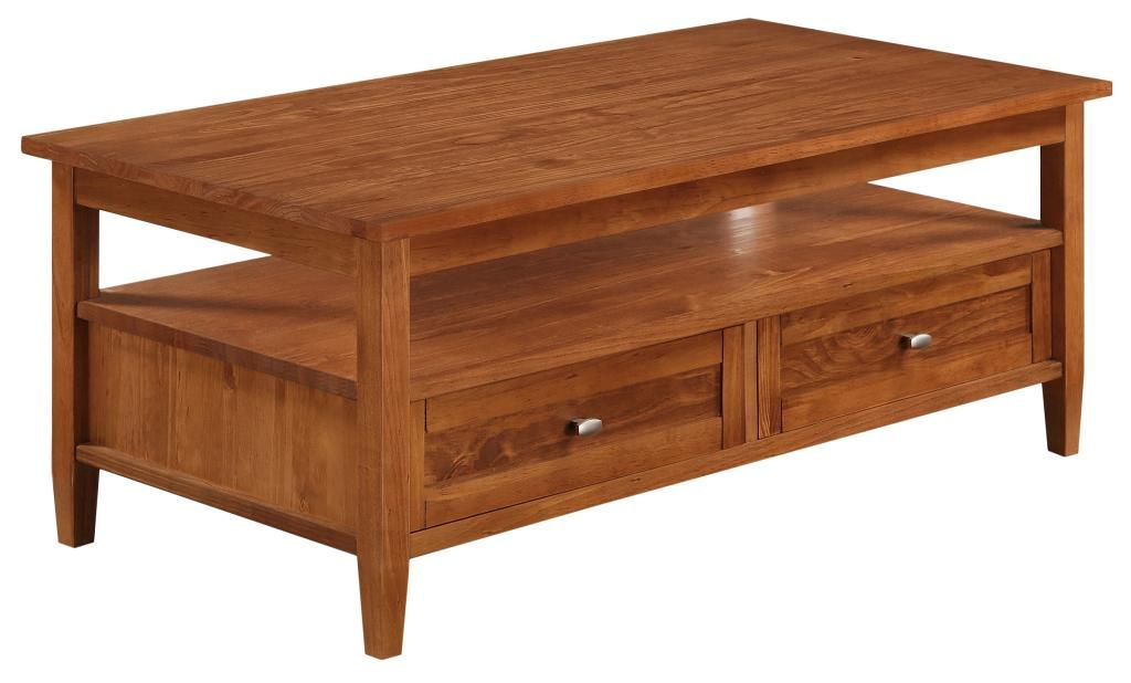 Or As A Coffee Table This Mission Style Coffee Table How To Build