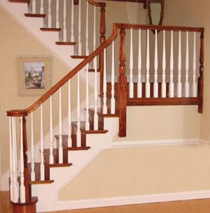 Stairs In Residential Homes On Pinterest Stairs Railings And Google Search