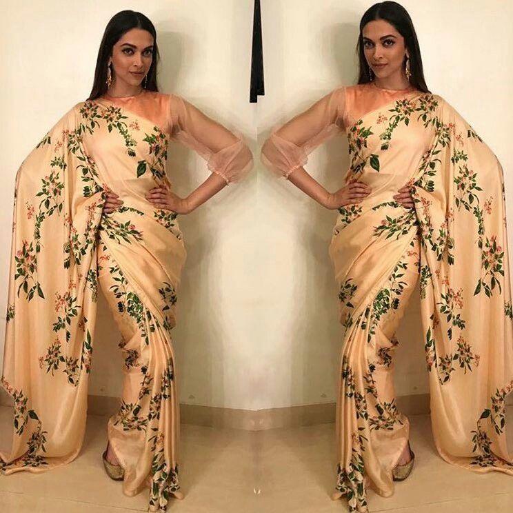 pinshaishav modi on deepika padukone  nice dresses