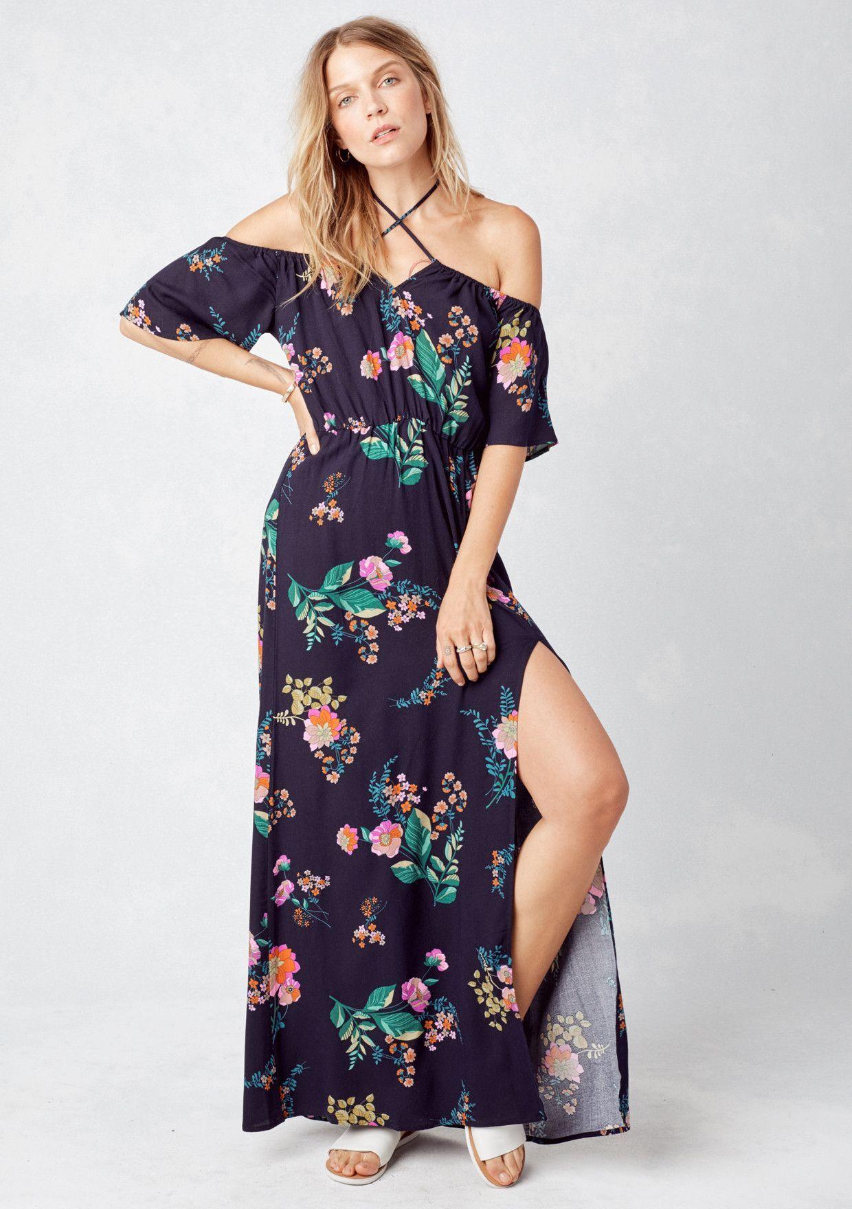 Zuzu floral maxi dress products