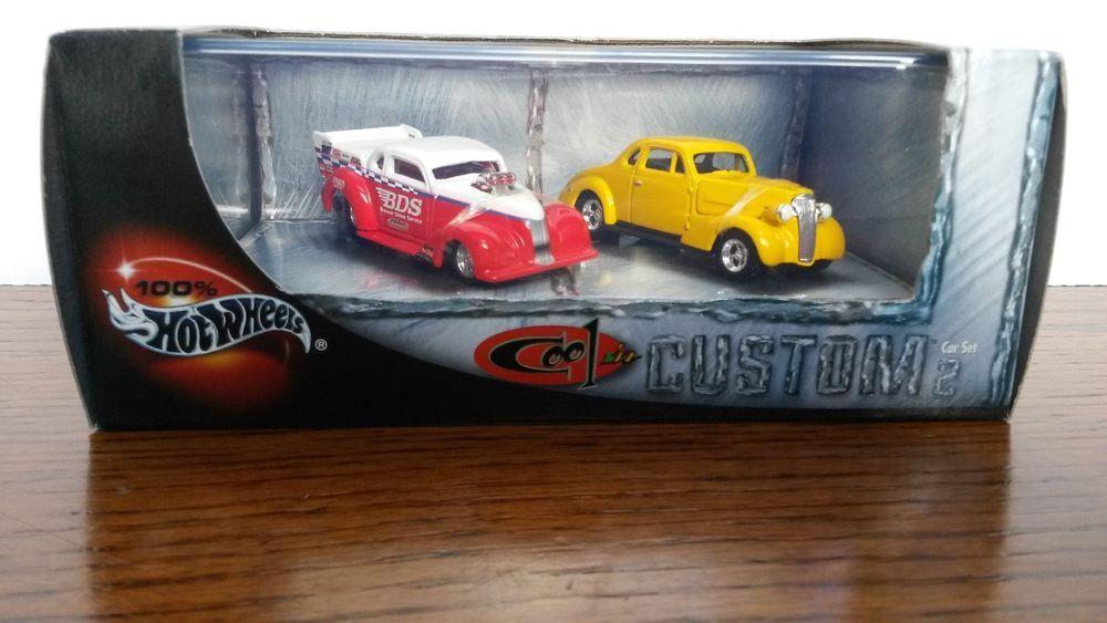 /'00 100/% Hot Wheels Cool /'N Custom /'37 Chevy Pro Mod