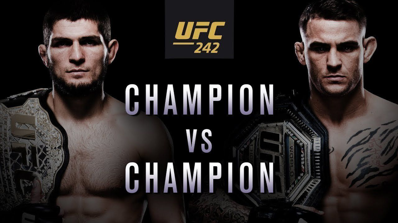 Ufc 242 Betting Odds Guide Another Ufc Spectacle Is In Front Of Us Although Ufc Is Spectacle By Default The Via Www Fightful Com Ufc Ufc Fight Night Mma