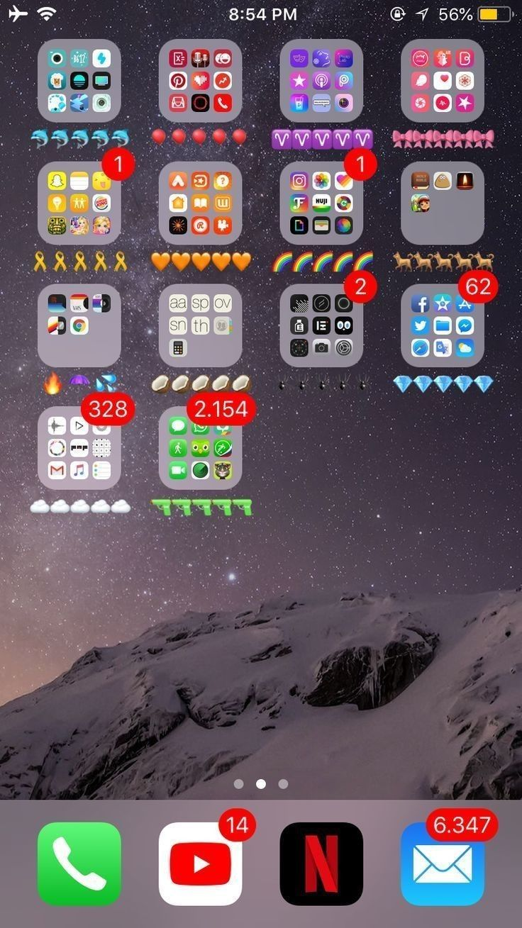 Pin by reastepcic on sksksksk in 2020 homescreen iphone