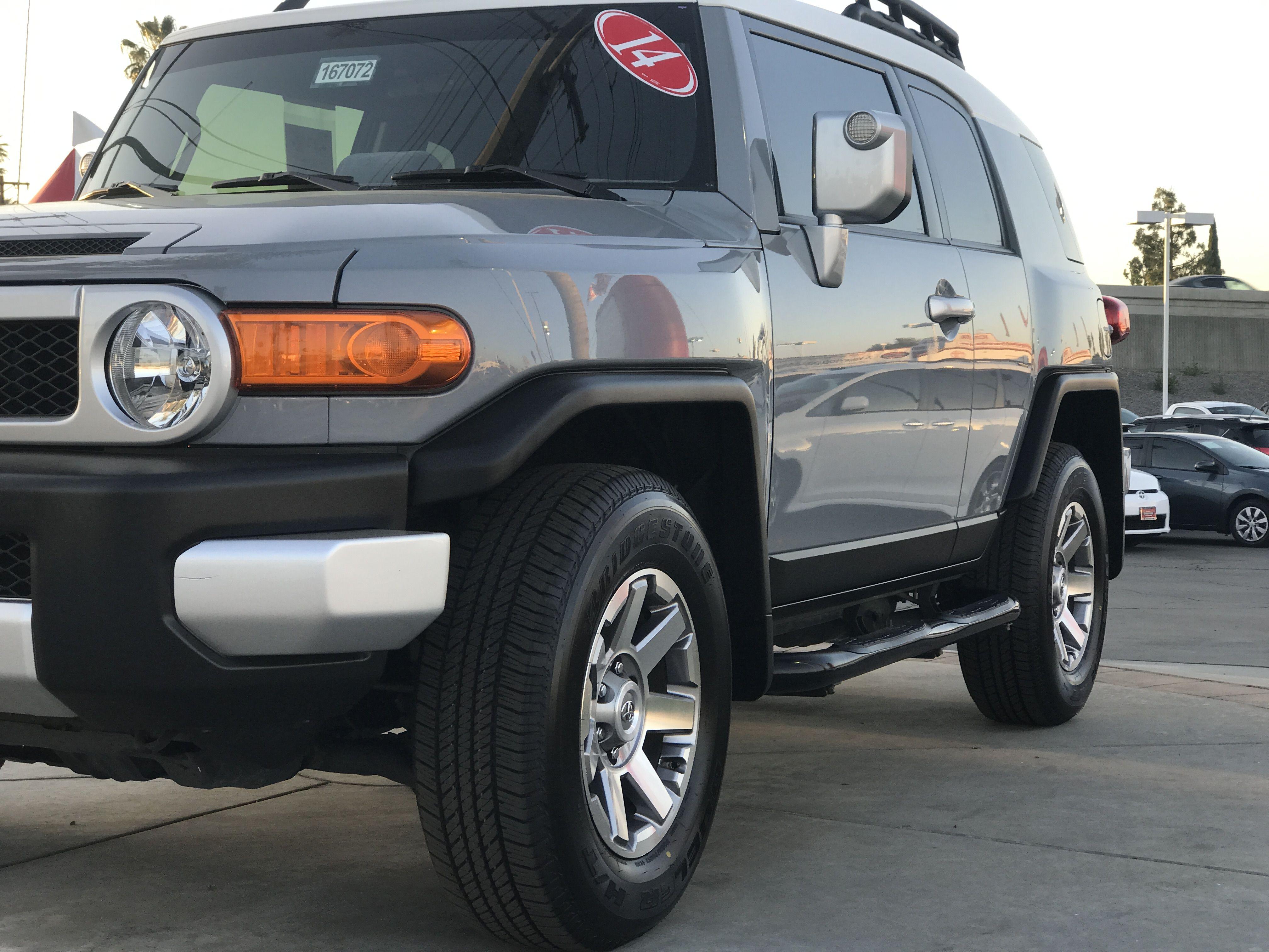 FJ Cruiser for Sale at Toyota of Riverside