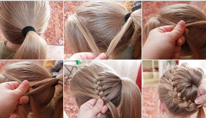 Hairstyles Braids Easy Tutorial: If You Want A New, Awesome And Stylish Hairstyle, We Give