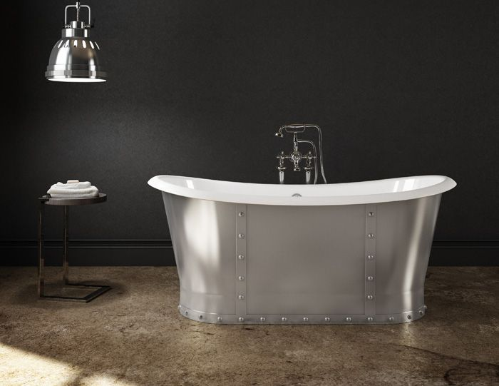 Cast iron vs steel bathtubs acrylic vs cast iron bathtub for Steel bath vs acrylic