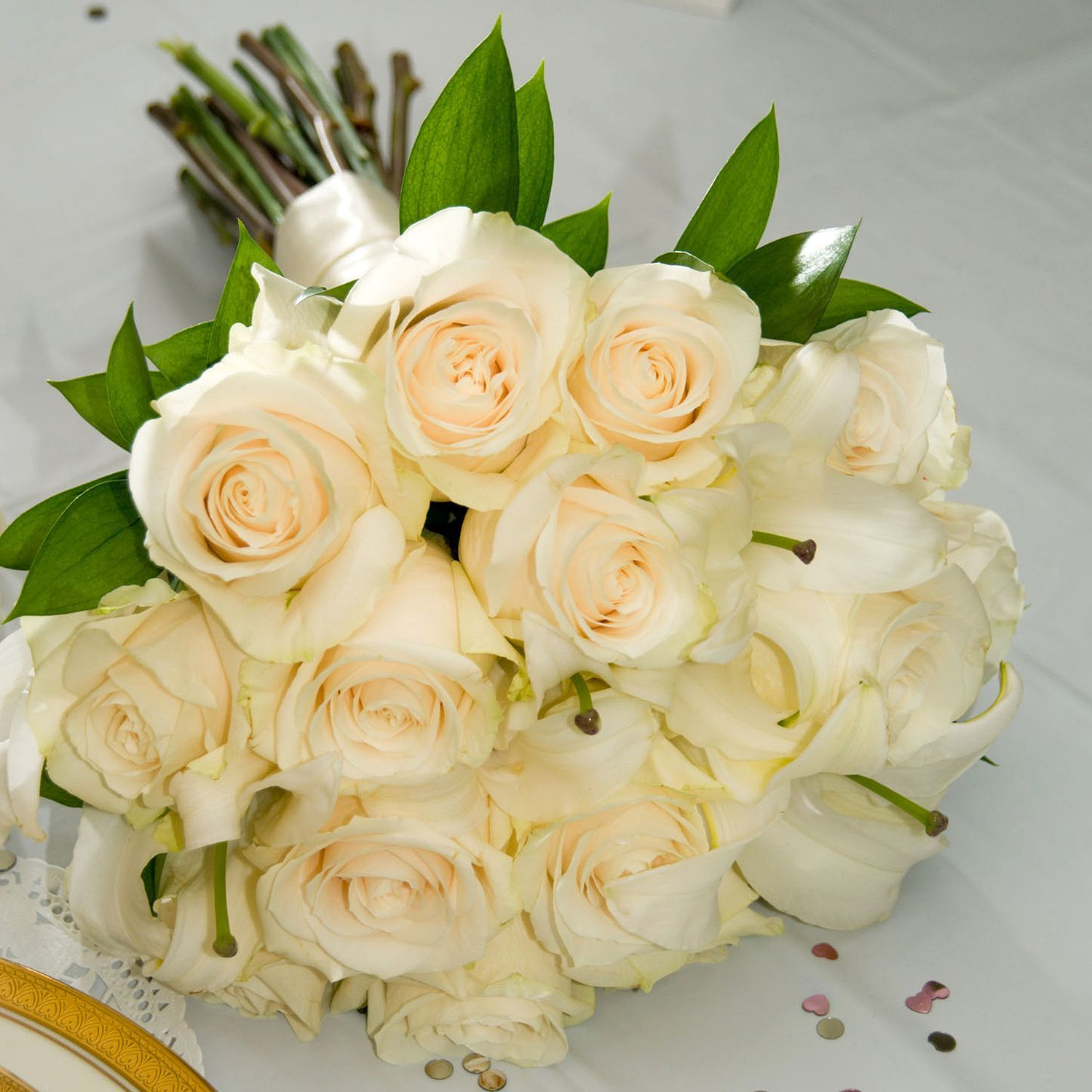 Wedding Collection White Sam S Club In 2020 Fresh Wedding Flowers Wedding Flower Packages Sams Club Flowers