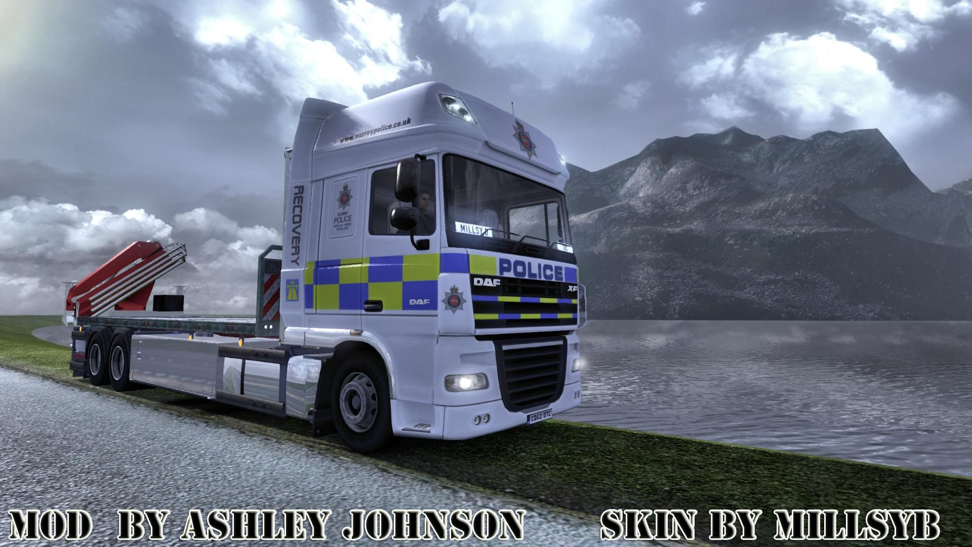 New Police for ETS2 1 9 x | Euro Truck Simulator 2 | Trucks