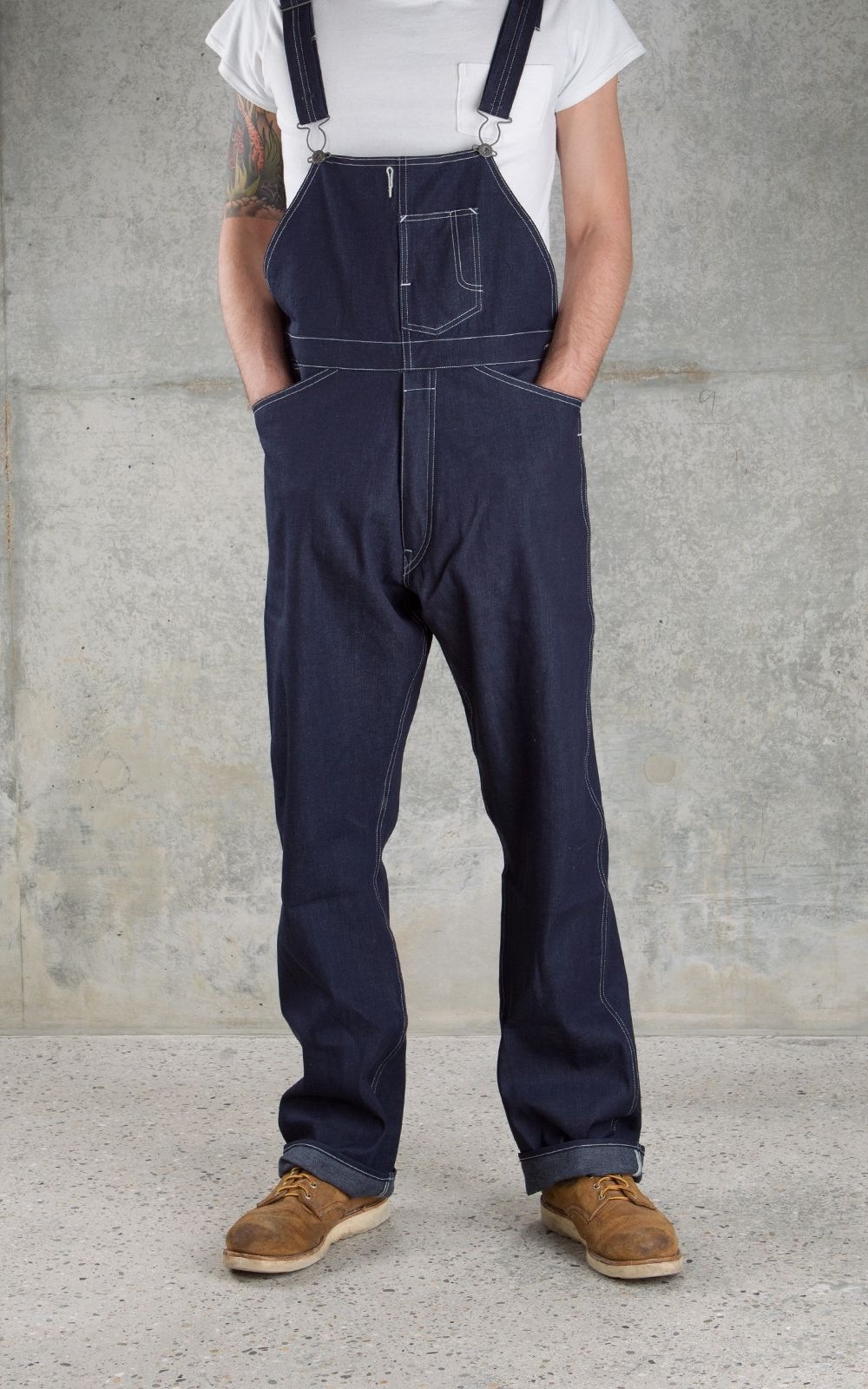 378ef69e9b Levi´s® Vintage Clothing 1920 s Lot 66 Bib Overall