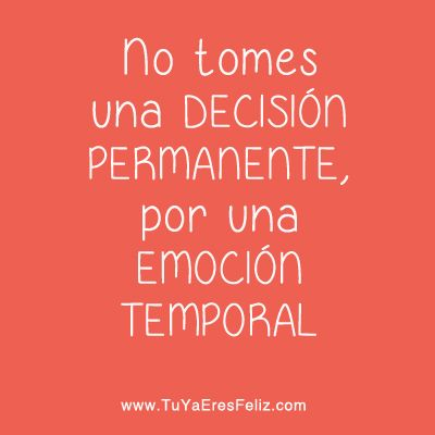 Decisiones Frases Sabias Sobre Tomar Decisiones Importantes