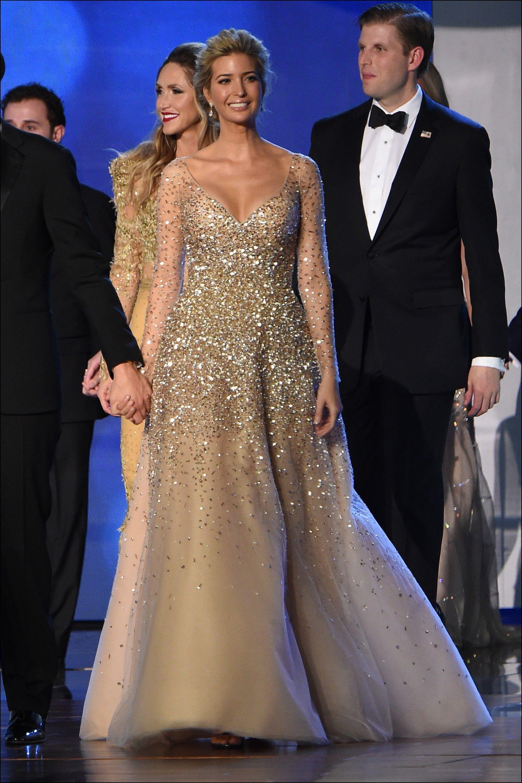 Ivanka Trump Gowns | IVANKA | Pinterest | Ivanka trump and Gowns