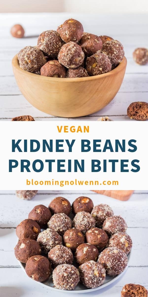 Vegan Protein Bites #proteincookiedough
