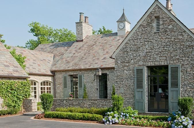 Jack Arnold Cottage Charles Faudree Jack Arnold French Country Exterior Country Home Exteriors French Country House