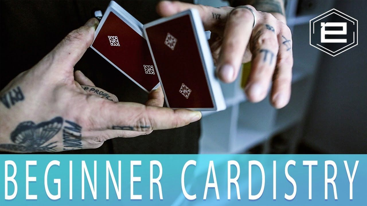 ramsay's cardistry basics  tutorial with images  card