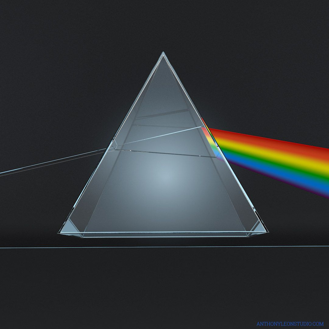 Best My 3D Version Of The Dark Side Of The Moon Image 400 x 300