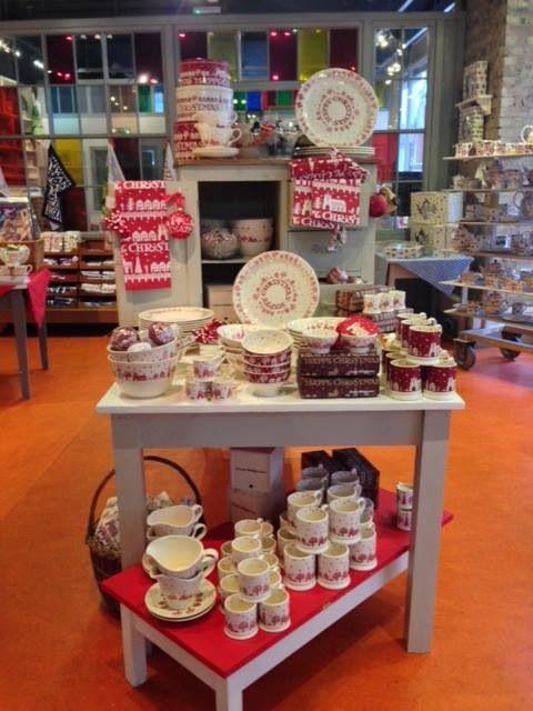 Emma Bridgewater Christmas Town at the Fulham Shop | Emma ...