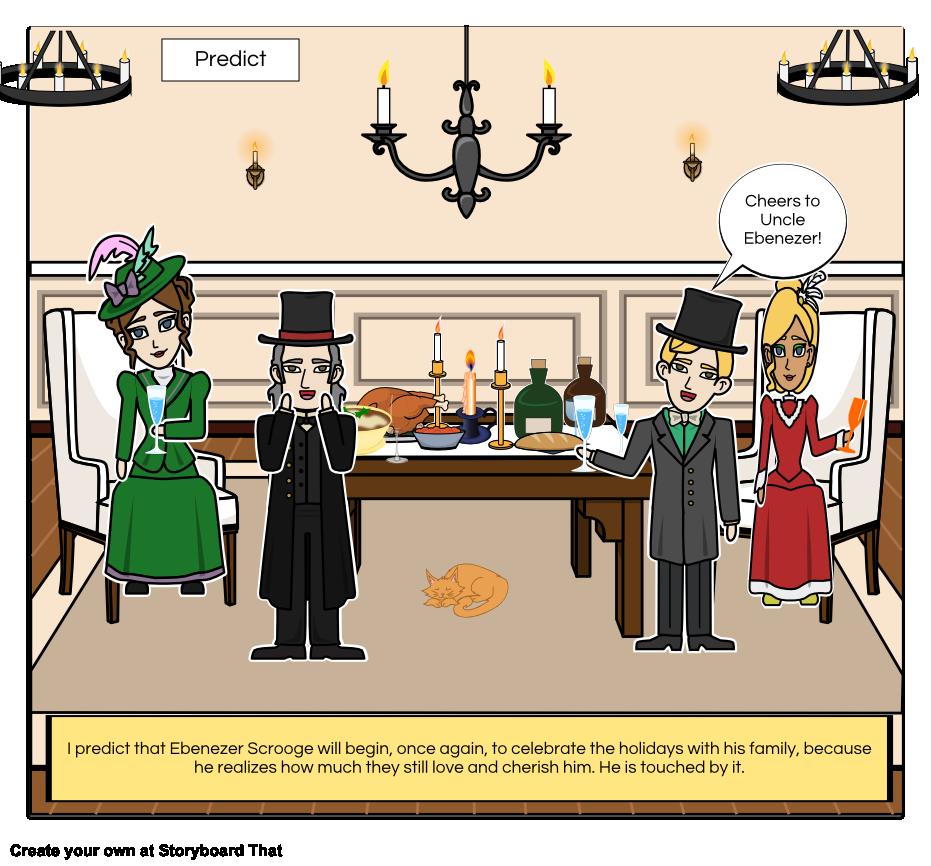 A Christmas Carol by Charles Dickens | Christmas carol, Christmas carol summary, Carole