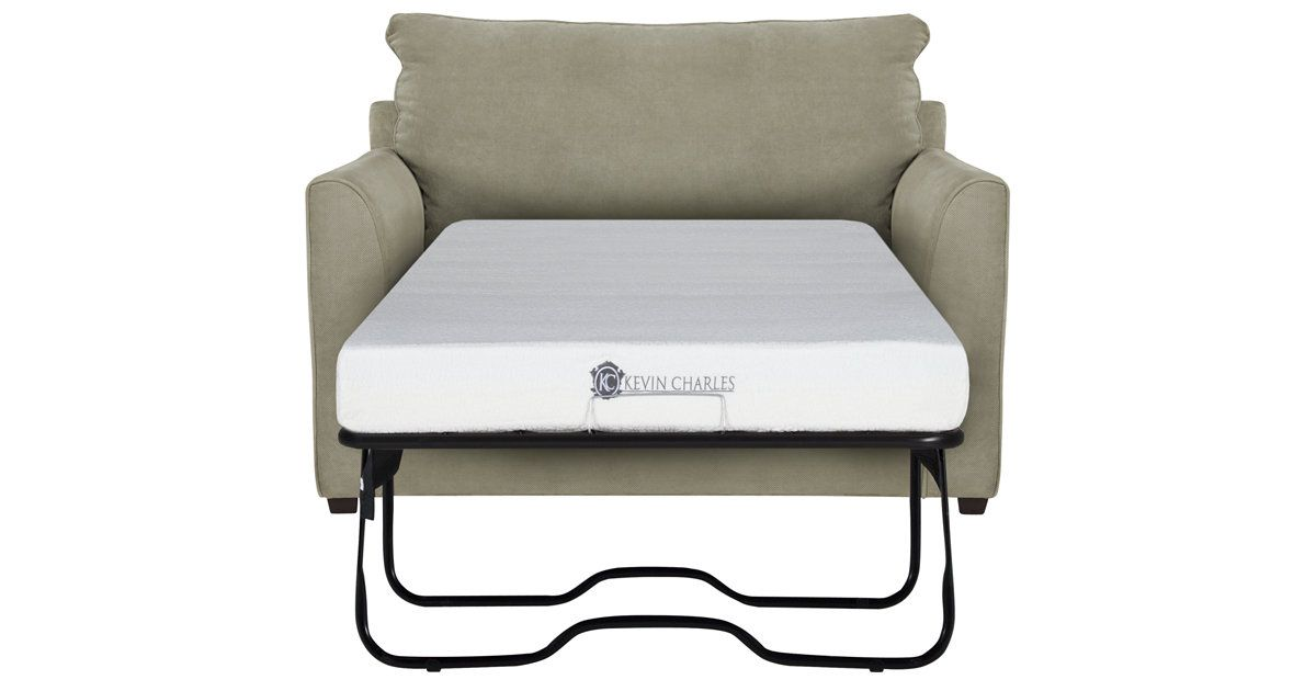 The Express Memory Foam Chair Bed Is Designed To Provide Guests With Revolutionary Comfort And