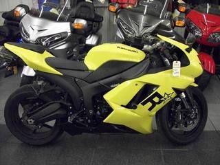 2008 Kawasaki Ninja Zx6r Mint Shape Fuel Injected Low Miles Used