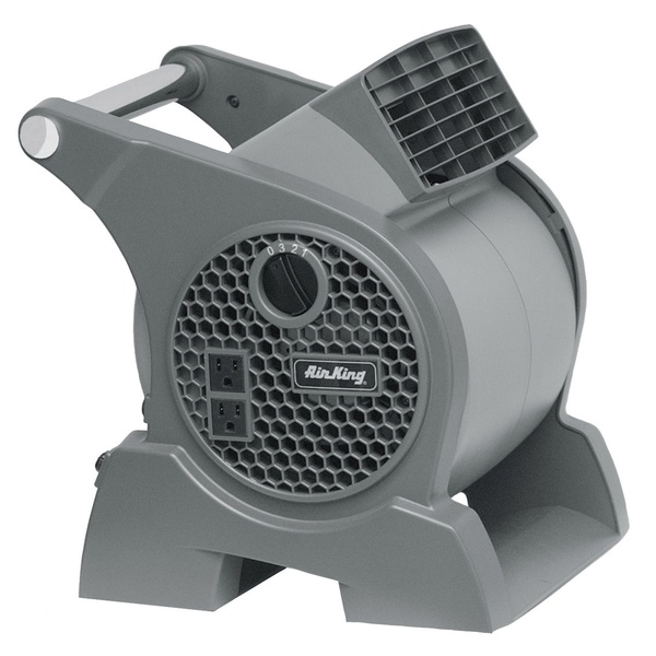 """Air King 9550 6/""""x6/"""" 325 CFM 3-Speed Commercial Grade Pivoting Blowers"""