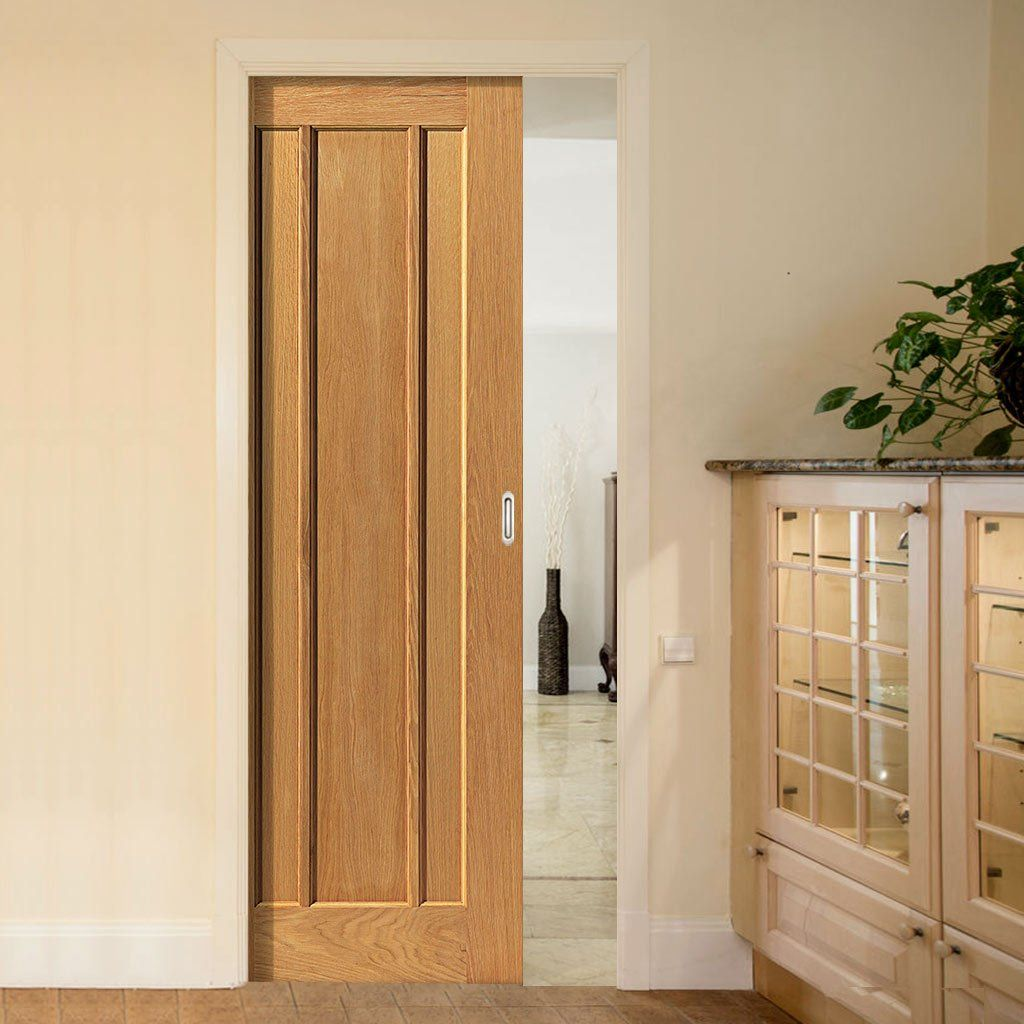 Luxury Hallway Sliding Door
