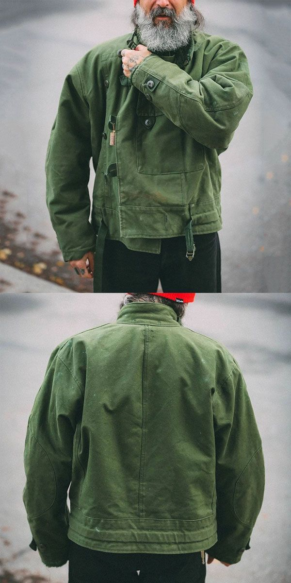 Photo of Long Sleeves Jacket – Men's Accessories, Men's Outfit by Occasions and Men's Style Blog