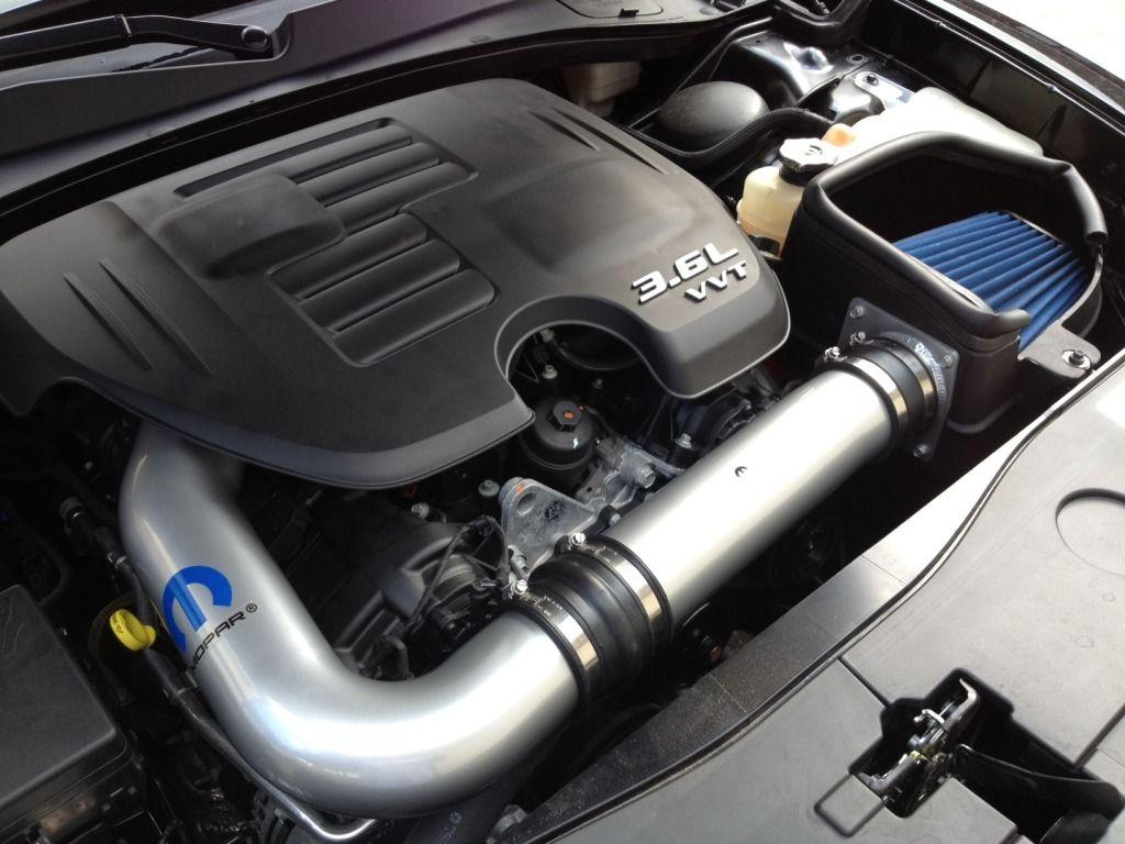 Dodge challenger 3 6l mopar performance cold air intake cai 389 99 482 00