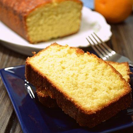 Orange glazed pound cake recipes