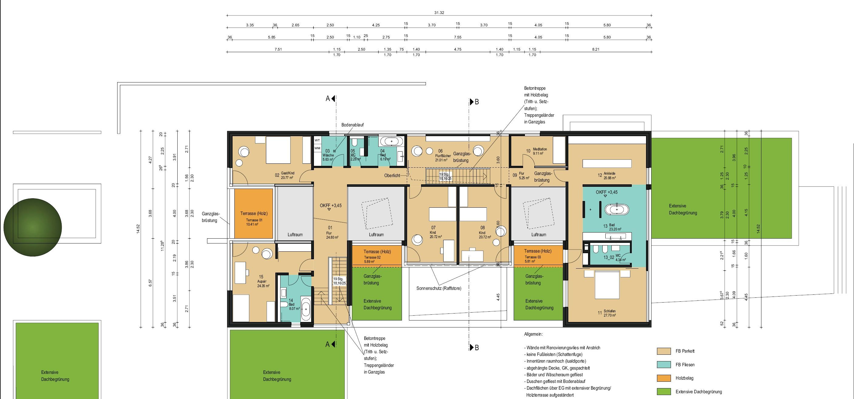 Schlüsselfertige Architektenhäuser – massiv gebaut · GfG Hoch-Tief ...