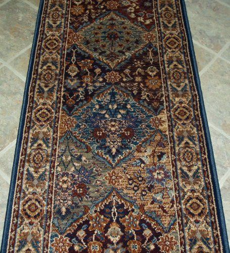 Best 152907 Rug Depot Traditional Oriental Stair Runner 26 640 x 480
