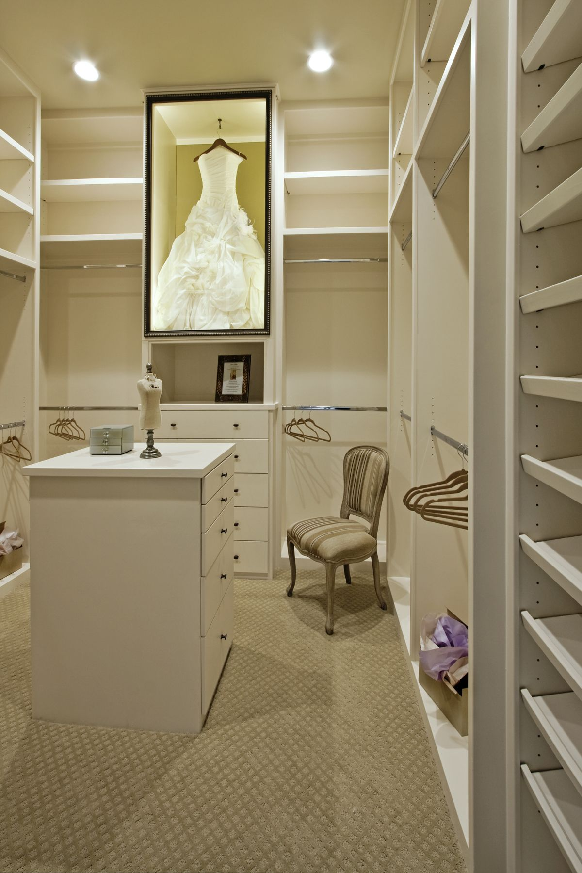 Dress display cabinet google search laundry room ideas