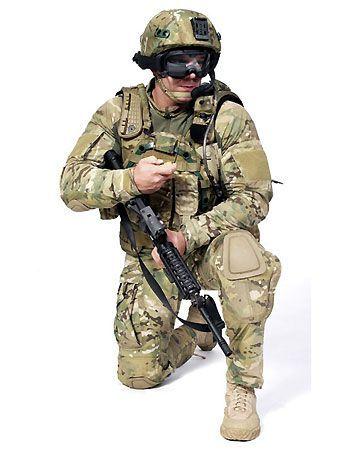 Future Military Body Armor