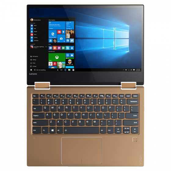 Lenovoyoga720 Convertible I5 Win 10 8gb 512gbssd Copper The Yoga720 Is One Of The Lightest 13 3 2 In 1s On The Market With A Lenovo Yoga Lenovo Laptop