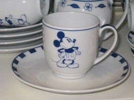 Mickey Mouse Guy Degrenne Disney Espresso k/s