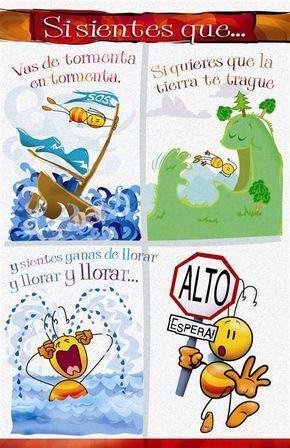 Resultado De Imagen Para Tarjetas Pechi Encuentro Beautiful Spanish Quotes Word Of God Faith In God